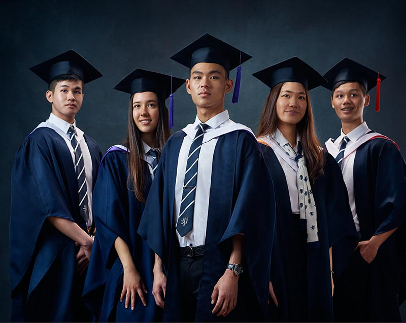 Harrow Bangkok Graduation Day