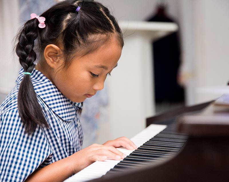 Junior Piano Player
