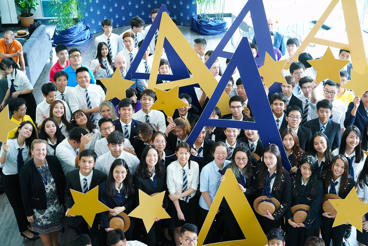 IGCSE Results 2019 - Harrow International School Bangkok
