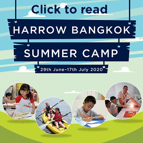 Harrow Bangkok Summer Camp