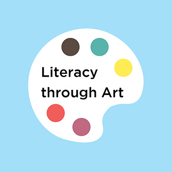 Literacy through art
