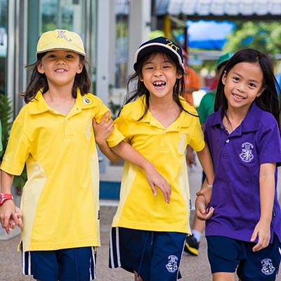 Friendships and playtime at Harrow Bangkok