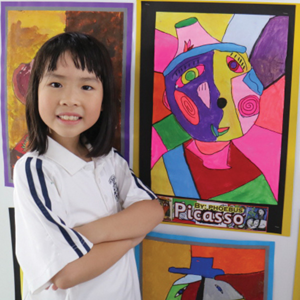 Year 3 Art Exhibition